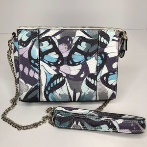 Guess colorful cross body bag